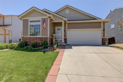 Commerce City Single Family Home Active: 9770 Joliet Circle