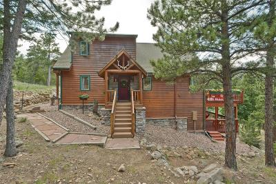 Golden Single Family Home Active: 956 Crescent Lake Road