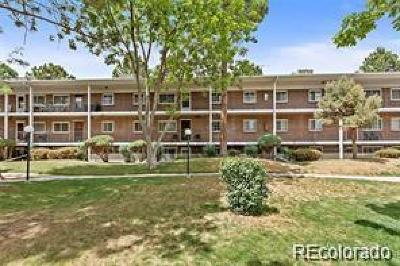 Denver Condo/Townhouse Active: 6800 East Tennessee Avenue #171