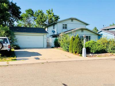 Boulder County Single Family Home Active: 400 Verdant Circle