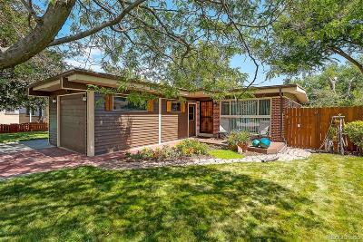 Single Family Home Under Contract: 5920 Dudley Court