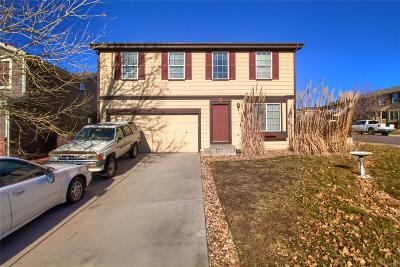 Parker Single Family Home Under Contract: 5418 Ben Park Circle