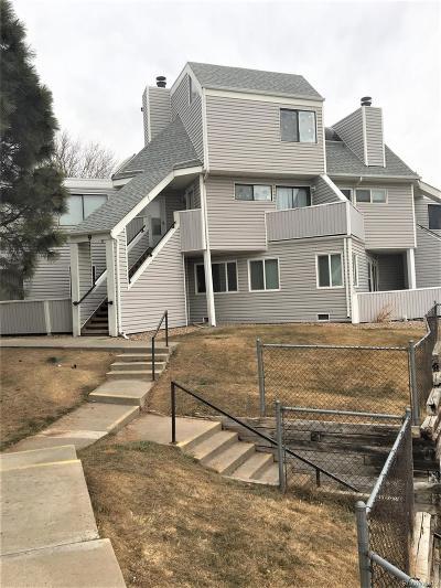 Thornton Condo/Townhouse Under Contract: 8701 Huron Street #9-210