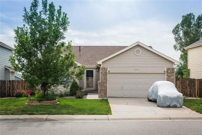 Centennial Single Family Home Active: 5647 South Quatar Court