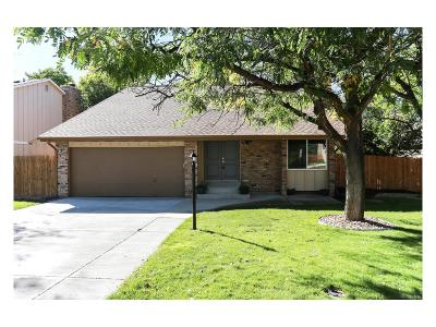 Englewood Single Family Home Under Contract: 6013 South Kingston Circle