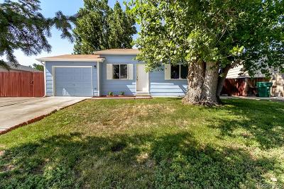 Greeley Single Family Home Under Contract: 525 East 24th St Rd