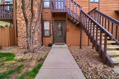 Westminster Condo/Townhouse Under Contract: 9517 West 89th Circle