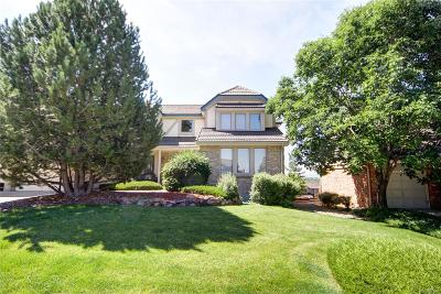 Highlands Ranch Single Family Home Under Contract: 2202 Terraridge Drive