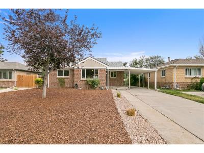 Single Family Home Under Contract: 2806 Pontiac Street