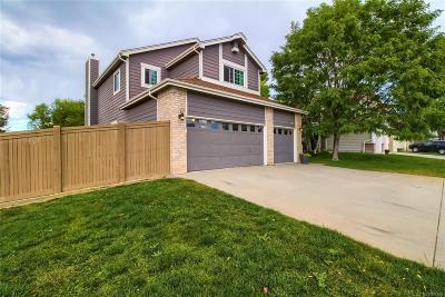 Castle Rock Single Family Home Sold: 4473 West Mountain Vista Lane