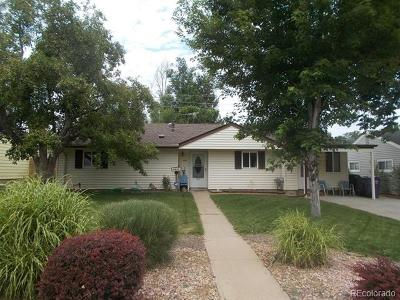 Denver Single Family Home Active: 3319 South Forest Street