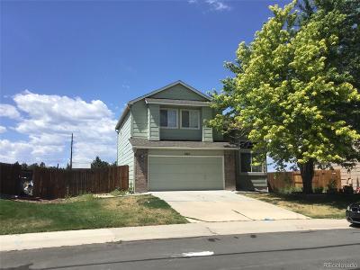 Castle Rock Single Family Home Active: 1217 Parsons Avenue