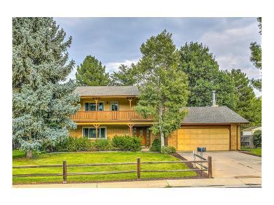 Broomfield Single Family Home Active: 1250 Birch Street
