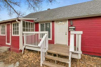 Lakewood Single Family Home Active: 1640 Fenton Street