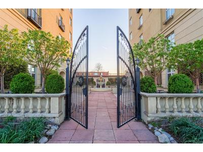 Denver Country Club Condo/Townhouse Active: 25 North Downing Street #1-603