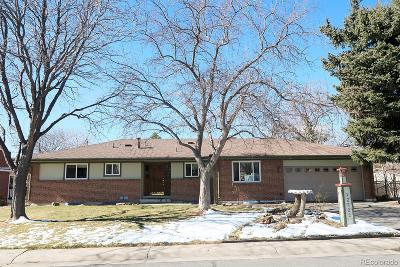 Lakewood Single Family Home Active: 12322 West New Mexico Avenue