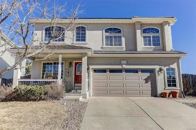 Denver Single Family Home Under Contract: 4806 Ireland Court