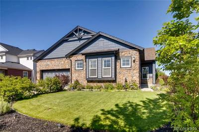 Aurora Single Family Home Active: 8059 South Country Club Parkway