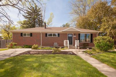 Northglenn Single Family Home Under Contract: 1840 East 112th Place
