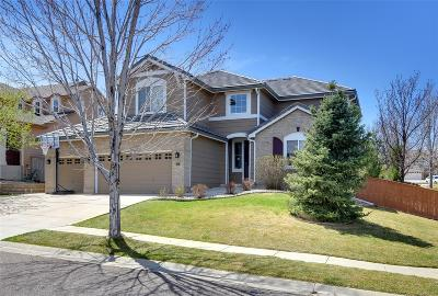Highlands Ranch Single Family Home Under Contract: 860 Graland Place