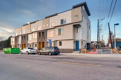Englewood Condo/Townhouse Active: 1125 East Hampden Avenue #E