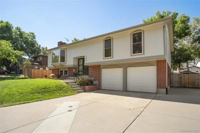 Northglenn Single Family Home Under Contract: 10525 Tancred Street