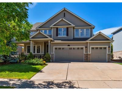Littleton Single Family Home Under Contract: 5339 South Jay Drive