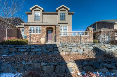 Castle Pines Condo/Townhouse Under Contract: 686 Sherman Street