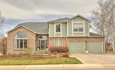 Broomfield Single Family Home Active: 1187 Clubhouse Drive