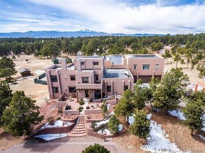 Colorado Springs Single Family Home Active: 11660 Greentree Road