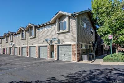 Aurora Condo/Townhouse Under Contract: 18345 East Flora Drive #C