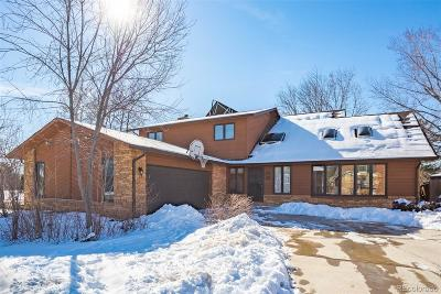Broomfield Single Family Home Under Contract: 92 East 14th Place