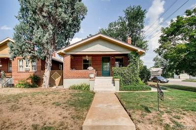 Single Family Home Active: 3504 York Street