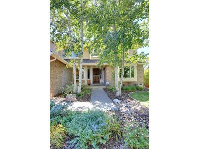 Highlands Ranch Single Family Home Under Contract: 1574 Arrowhead Road