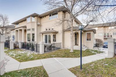 Denver Condo/Townhouse Active: 5038 East Cherry Creek South Drive