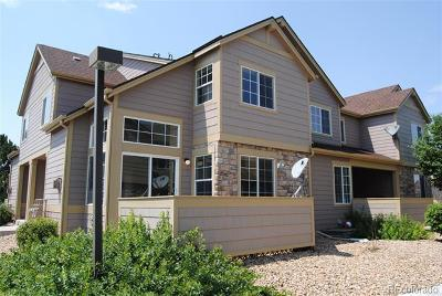 Castle Rock Condo/Townhouse Active: 2605 Cutters Circle #103