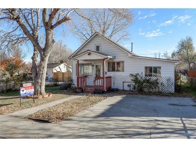 Denver Single Family Home Active: 640 South Newton Street