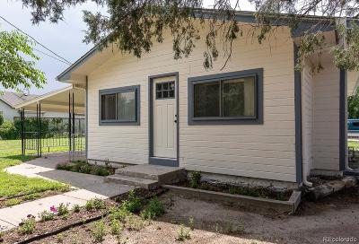 Elbert County Single Family Home Active: 305 Ute Avenue
