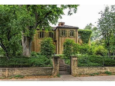 Single Family Home Sold: 2775 East 7th Avenue Parkway