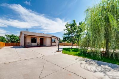 Commerce City Single Family Home Under Contract: 7050 Colorado Boulevard
