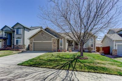 Longmont Single Family Home Under Contract: 5870 Summerset Avenue