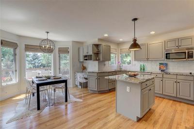 Littleton Single Family Home Under Contract: 4585 Christensen Circle