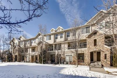 Aurora Condo/Townhouse Active: 1530 South Florence Court #318