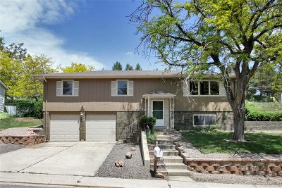 Arvada Single Family Home Active: 7267 West 71st Avenue