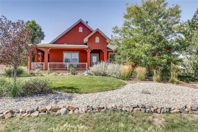 Thornton Single Family Home Under Contract: 12451 Uinta Street