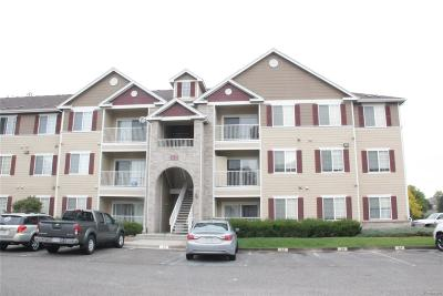 Englewood Condo/Townhouse Under Contract: 15700 East Jamison Drive #1207