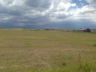 Elizabeth Residential Lots & Land Active: 30635 Chisholm Trail