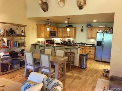 Steamboat Springs Condo/Townhouse Active: 1169 Hilltop Parkway #303