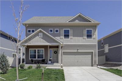 Denver Single Family Home Active: 19095 Robins Drive