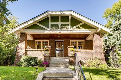 Congress Park Single Family Home Active: 815 Cook Street